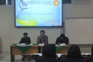 Pembukaan MUBES oleh Bapak Arif Yusuf Wicaksana, S.Farm., Apt.